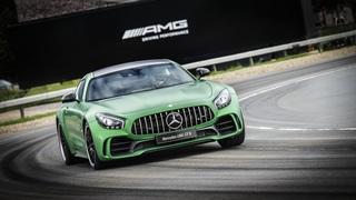 Mercedes AMG GT R - Grünes Biest