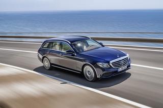 Mercedes E-Klasse T-Modell - Weniger Volumen, aber weiterhin Meiste...