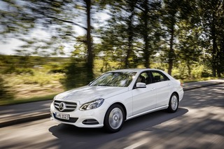 Mercedes E-Klasse - Zwei neue Saubermänner