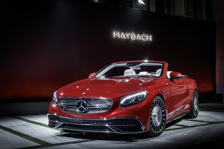 Mercedes-Maybach S650 Cabriolet - 300 Stück für Genießer