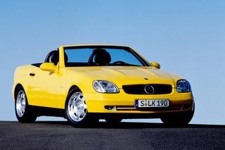 20 Jahre Mercedes SLK - Lifestyle-Flitzer der Gegensätze