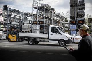 Mercedes Sprinter - Mehr Gewicht im Programm