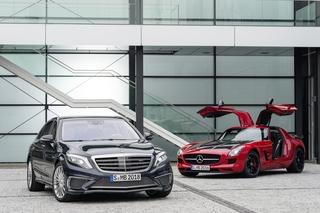 Mercedes S 65 AMG und SLS AMG GT Final Edition - Die doppelte Krönung