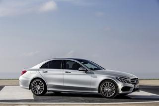 Neue Mercedes Benz C-Klasse -  Kleine S-Klasse (Kurzfassung)