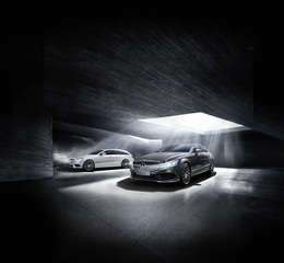 Mercedes CLS Final Edition - Krönender Abschluss