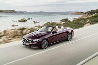 Mercedes-Benz E-Klasse Cabriolet - Ein Fond von Format