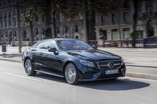 Fahrbericht: Mercedes-Benz E-Klasse Coupé - Nach praktisch kommt sc...