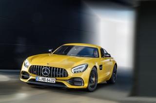 Mercedes-AMG GT C - Energiebündel zum 50sten