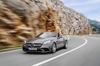 Mercedes SLC - Ab sofort ohne Diesel