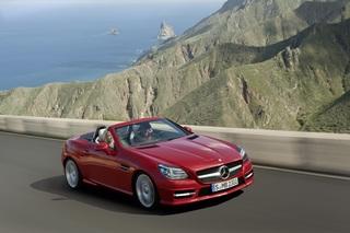 Mercedes Benz SLK und SL - Oben ohne mit vielen Extras