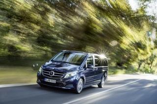 Mercedes V-Klasse - Der Business-Class-Bus (Vorabbericht)