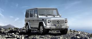 Mercedes G 350 Bluetec: Sauberer Klassiker