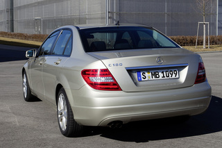Mercedes C180 Blue Efficiency - Neue Basis