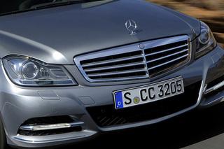 Mercedes C-Klasse - Leichter und sparsamer