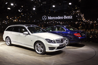 Mercedes-Benz C-Klasse - Sparsamer und stilvoller