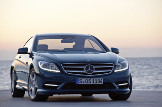 Mercedes CL - Luxus-Coupé im neuen Glanz (Vorabbericht)