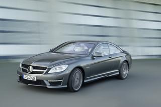 Mercedes CL 63 AMG - Mehr Leistung, geringerer Verbrauch (Vorabberi...