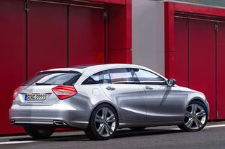 Kleiner Edelkombi: Mercedes baut CLC Shooting Brake