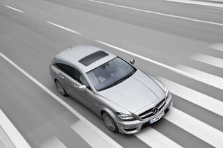 Mercedes CLS 63 AMG Shooting Brake - Sehr schön wird ganz stark