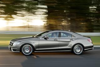 Mercedes-Benz CLS 63 AMG - Keine falsche Bescheidenheit (Kurzfassung)