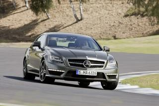 Mercedes CLS 63 AMG - Hochleistungs-Downsizing
