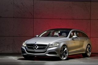 Mercedes CLS Shooting Brake - Zu fein für die Jagd