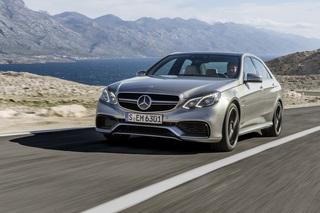 Facelift Mercedes E 63 AMG - Mehr Leistung, Allrad und noch mehr Le...