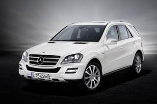 Mercedes M-Klasse: Sondermodell Grand Edition