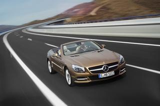 Mercedes SL - Neue Leichtigkeit