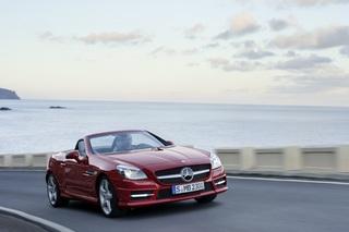 Mercedes-Benz SLK - Strom im Dach (Kurzfassung)