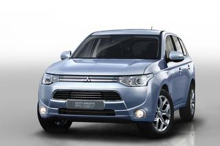 Mitsubishi Outlander PHEV - Großes SUV mit kleinem Verbrauch