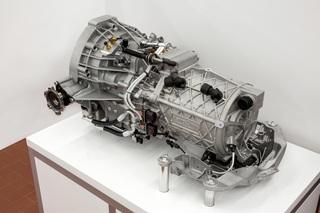 VW Vario-Drive-Getriebe   - Weniger Gänge, mehr Effizienz