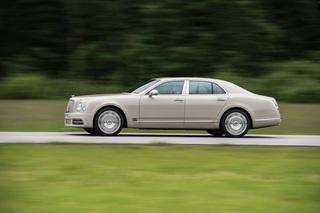 Bentley Mulsanne - Noch einmal frisch gemacht (Kurzfassung)