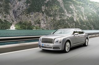 Fahrbericht: Bentley Mulsanne - Aller guten Dinge sind drei