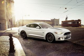 Ford Mustang Black Shadow Edition - Außen bunt, innen schwarz