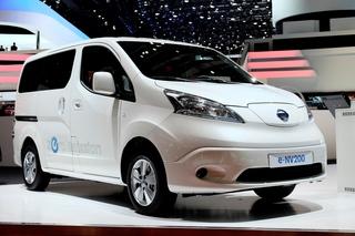 Nissan E-NV200 - Strom aus Japan