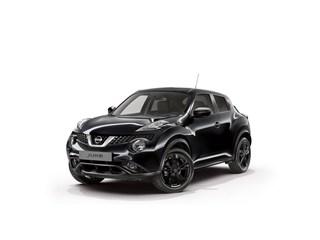 Nissan Juke Premium - Schwarz und laut