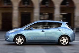 Nissan Leaf - Mehr Reichweite für weniger Geld