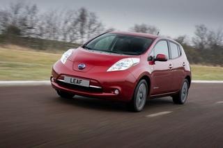 Nissan Leaf - Mehr Reichweite für Europa