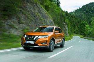 Fahrbericht: Nissan X-Trail Facelift - Mehr Optik als Technik