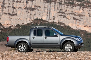 Nissan Navara - Abgespecktes Arbeitstier