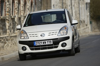 Nissan Pixo Sondermodell - Mehr Extras