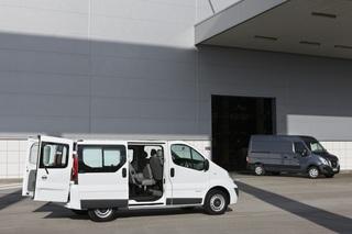 Nissan Primastar - Mehr Sicherheit an Bord