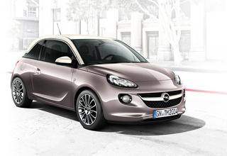 Opel-Adam-Sondermodell  - Er ist ein Model und er sieht gut aus
