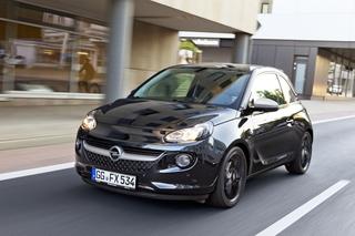 Opel-Adam-Sondermodelle in Schwarz und Weiß - Die fahrenden iPhones