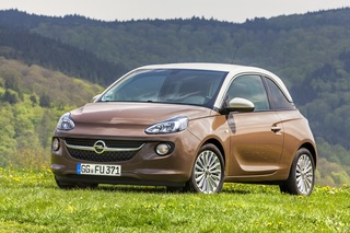 Opel Adam LPG ecoFlex - Sparsam Gas geben
