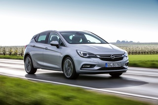 Opel Astra Fünftürer mit Biturbo - Mehr Diesel-Power