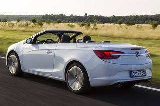 Neuer Top-Benziner für Opel Cascada - Schneller in den Frühling