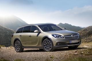 Opel Insignia Country Tourer - Kerniger Kombi (Vorabbericht)