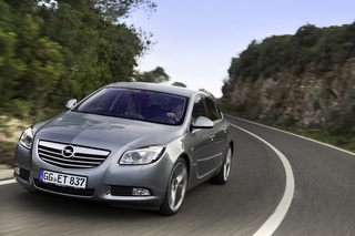 Opel Insignia LPG - Gas gegeben